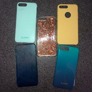 Accessories - Misc. iPhone 7/8 Plus phone cases